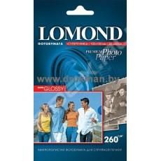 Фотобумага Lomond сатин A6 (10x15), 270 г/м2, 20 л. (1106201)