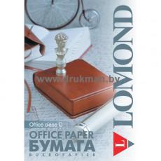 "Бумага офисная Lomond Office A4, 80 г/м2, 500 л/п., класс ""С"" (арт. 0101005)"