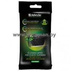 Салфетки Defender для поверхностей универсальные (CLN 30200), 20 шт., мягкая упаковка