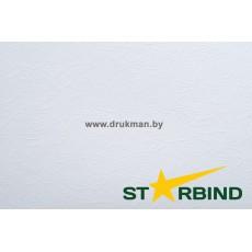 """Обложки для переплета STARBIND картон """"кожа"""" А4 /100 шт./ белые"""