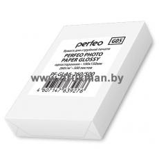 Фотобумага Perfeo глянцевая односторонняя 10х15, 260 г/м2, 500 л. (G05)