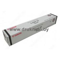 Тонер Canon iR2520/2525/2530 (O) C-EXV33, BK, 700 г.