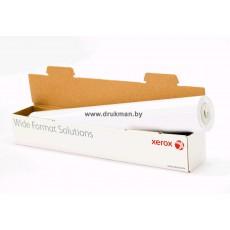 Бумага офсетная Xerox в рулоне для инженерных машин 1067 мм x 50 м х 50 мм, 75 г/м2 (450L90128)