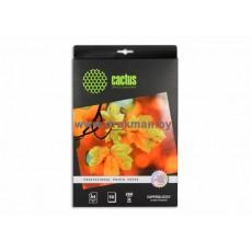 Фотобумага Cactus  A4, 260 г/м2, 50 л., односторонняя глянцевая (CS-HGA426050)